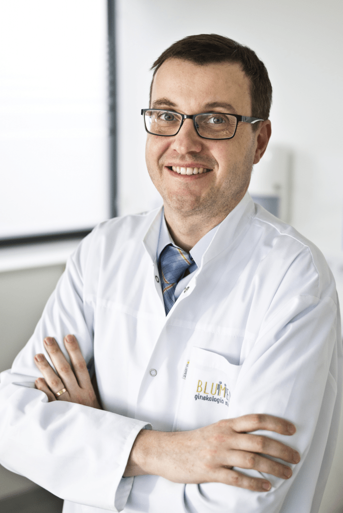 Dr Tomasz Prościński radiolog