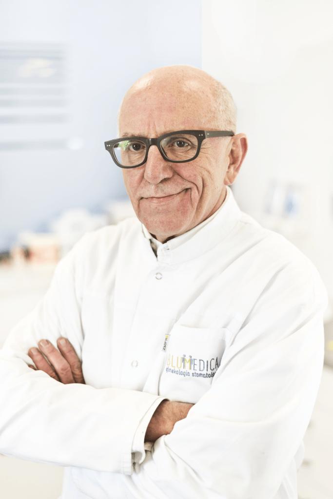 dr Wiesław Blumski ginekolog poznań