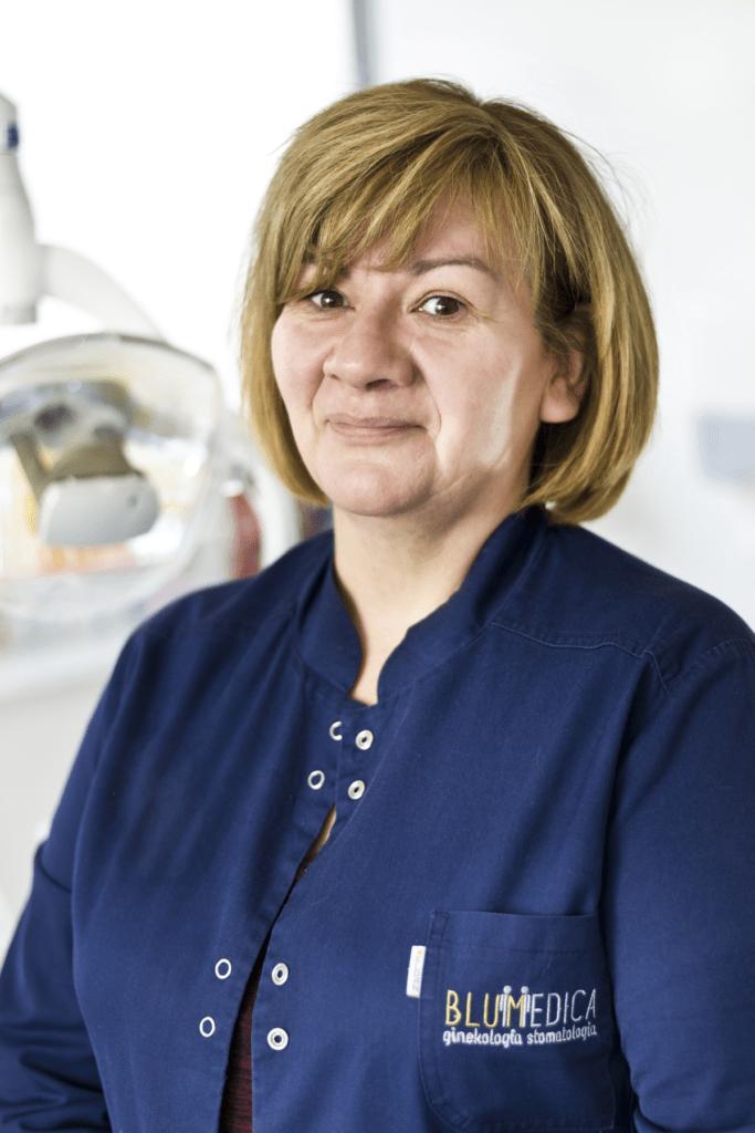 Agata Lewandowska - położna, rejestratorka