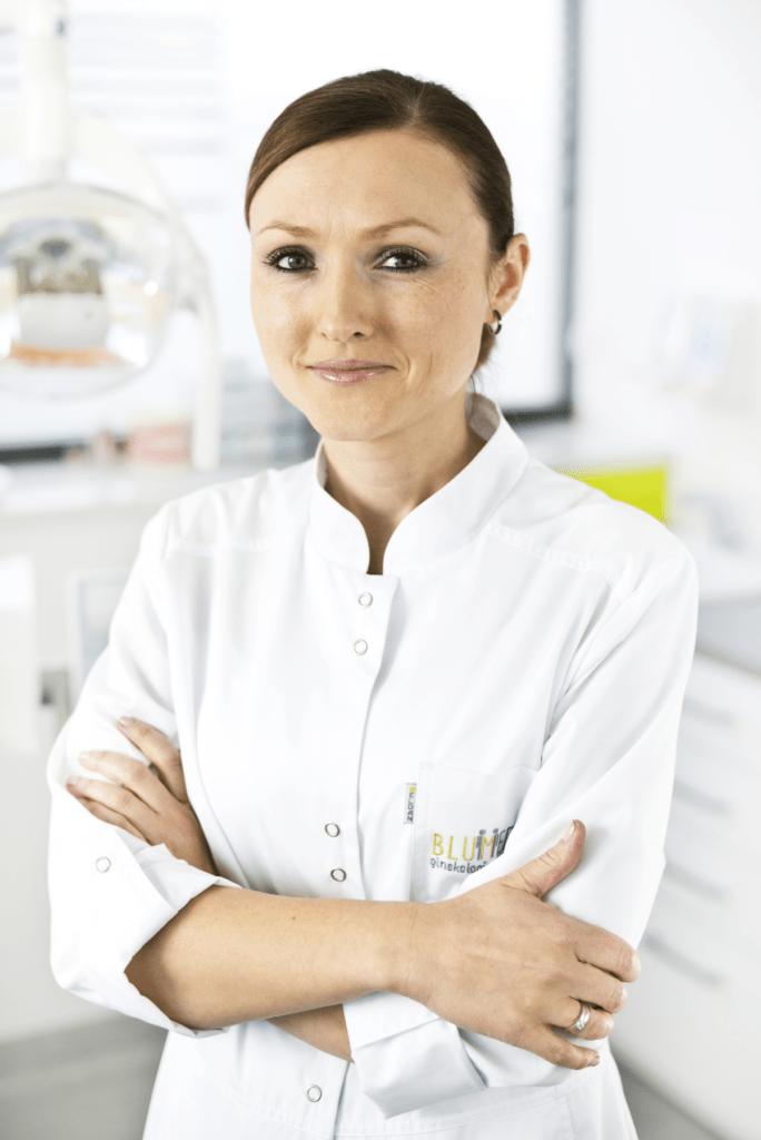 Małgorzata Jarczyńska–Kseń lekarz ortodonta