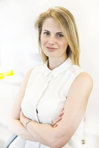 Sandra Przybylska-Plewa - rejestratorka