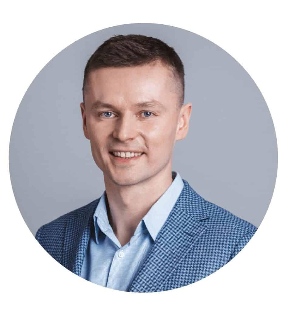 dr Paweł Bąkowski ortopeda Suchy Las