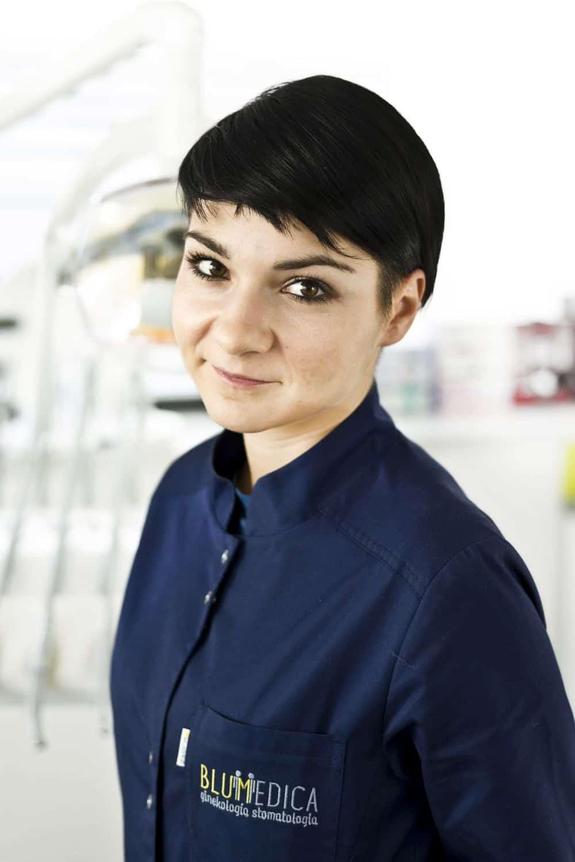 Paulina Marciniak asystentka stomatologiczna