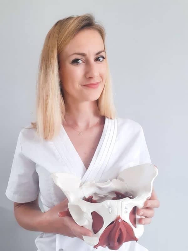 Aleksanra Jędziorowska fizjoterapeuta