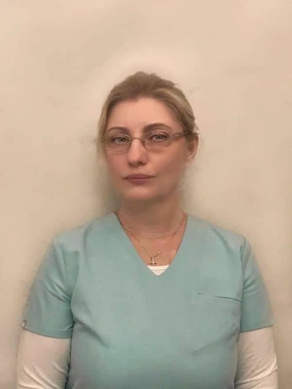 Alicja Kaźmierczak stomatolog