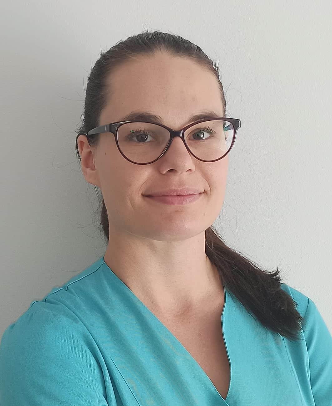 Michalina Młyńska stomatolog
